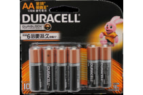 4 x Duracell AA 10pk Battery