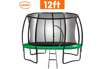 Trampoline 12 ft Kahuna - Green