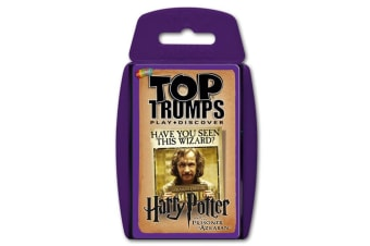 Top Trumps: Harry Potter and the Prisoner of Azkaban