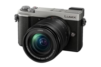 Panasonic Lumix GX9 Body (Silver)