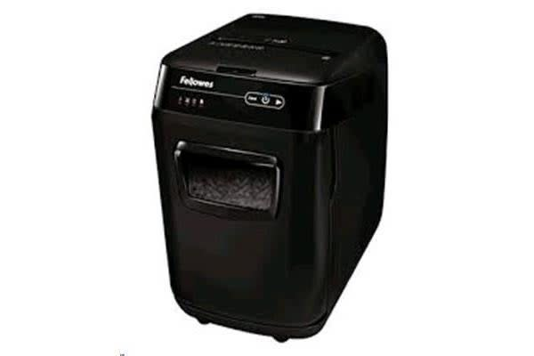 Fellowes AutoMax 200C Cross-Cut Shredder