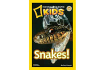 National Geographic Kids Readers - Snakes