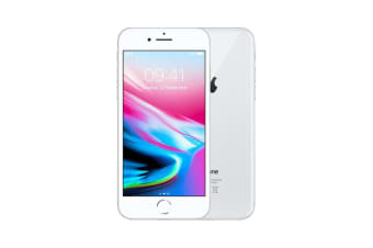 Apple iPhone 8 Plus 256GB Silver (As New)