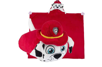 Comfy Critters Paw Patrol Blanket - Marshall