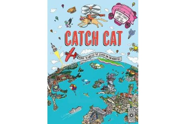 Catch Cat - Discover the world in this search and find adventure