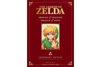 The Legend of Zelda - Oracle of Seasons / Oracle of Ages -Legendary Edition-