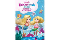 Barbie - Dreamtopia Deluxe Colouring and Activity Book