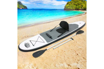 "Bestway SUP Board 10'2"" 2 in 1 Inflatable Stand Up Paddle Kayak"