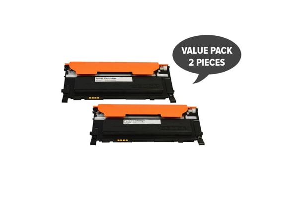 CLT-K409S Black Compatible Toner Cartridge (Two Pack)