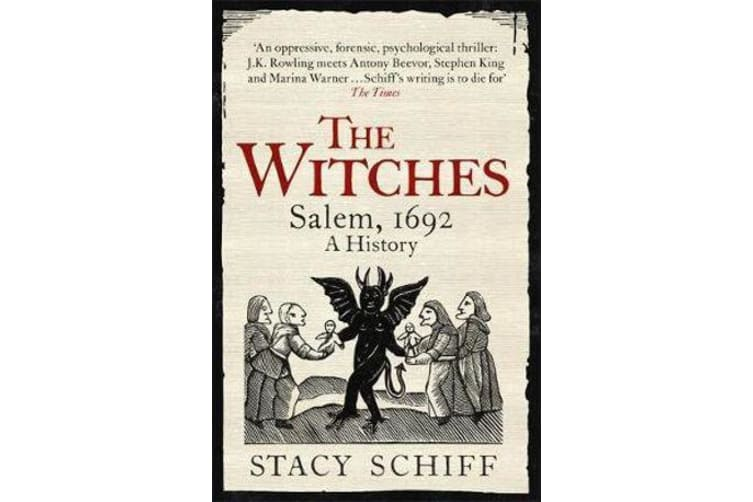 The Witches - Salem, 1692