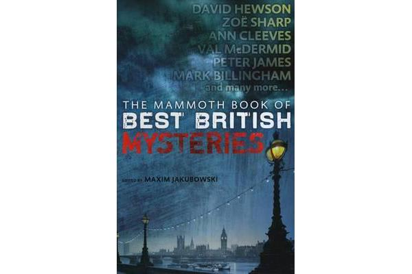 The Mammoth Book of Best British Mysteries, Volume 9