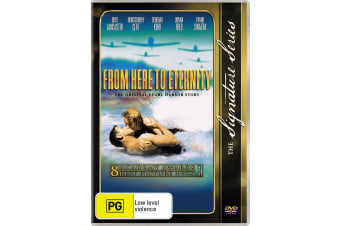 From Here to Eternity DVD Region 4