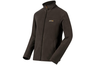 Regatta Great Outdoors Mens Adventure Tech Fairview Fleece Top (Seal Grey)