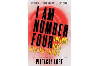 I Am Number Four - The Lost Files: Hidden Enemy