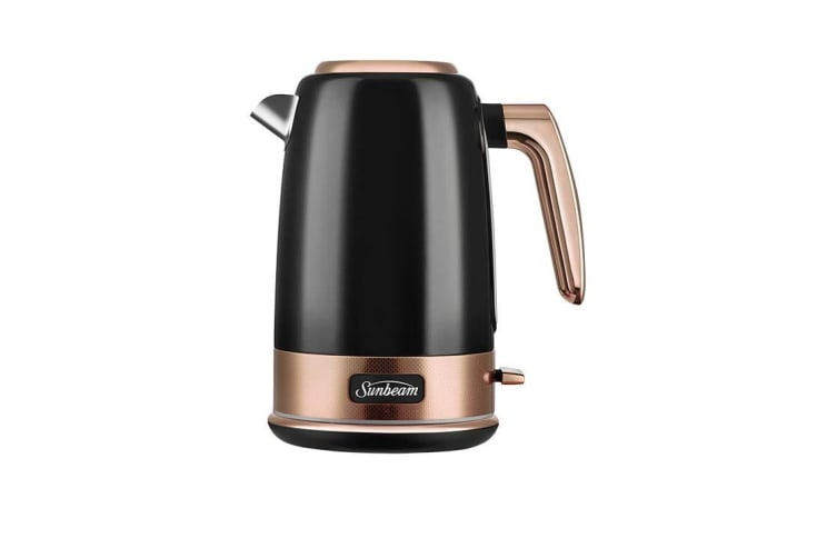 Sunbeam New York Collection Jug Kettle Black Bronze