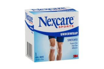 Nexcare Sports Stretchfix Underwrap (50mm x 10m)