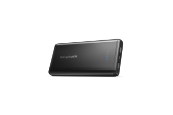 RAVPower 20000mAh 2 USB Port External Battery Power Bank Portable Charger NEW