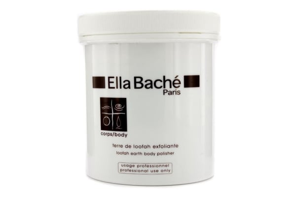 Ella Bache Loofah Earth Body Polisher (Salon Size) (500ml/16.7oz)