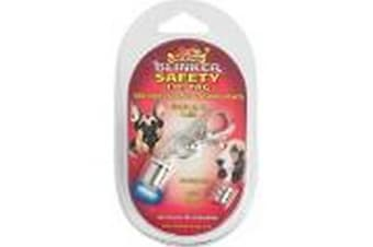 Lazy Bones Pet Safety Blinker (May Vary) (One Size)
