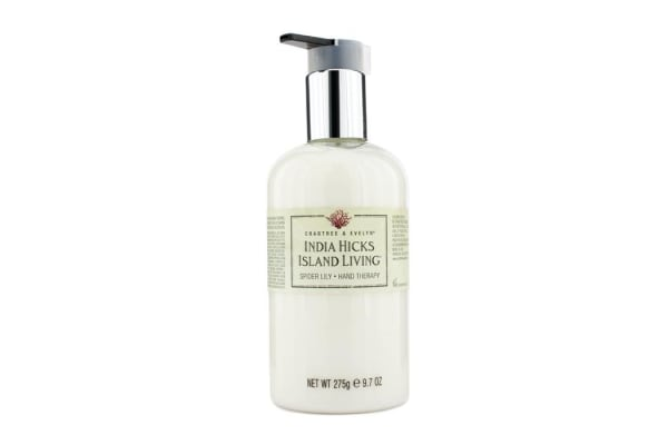 Crabtree & Evelyn India Hicks Island Living Spider Lily Hand Therapy (275g/9.7oz)