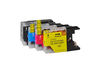 LC-77XL Compatible Inkjet Cartridges Set