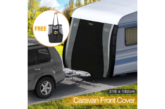 216 x 192cm Caravan Front Cover Towing Protector