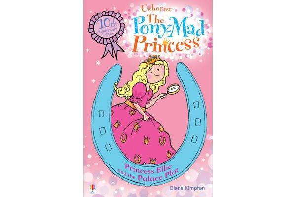 Princess Ellie and the Palace Plot - Bk.8
