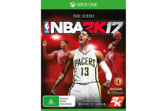 NBA 2K17 Xbox One GAME GREAT CONDITION
