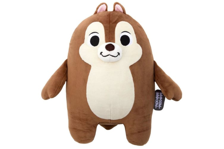 Mocchi Mocchi Plush Chip Figure/Stuffed/Soft/Teddy/Doll Toys for Kids/Children