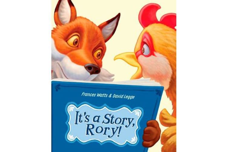 It's a Story, Rory!