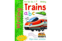 Get Set Go Writing - Trains
