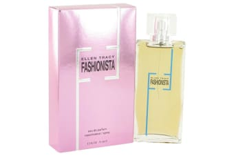 Ellen Tracy Fashionista Eau De Parfum Spray 75ml