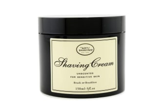 The Art Of Shaving Shaving Cream - Unscented (For Sensitive Skin) 150ml