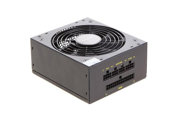 Segotep Full Modular 500W SFX  Power Supply 80+ Gold SFX 12V  (3 Year warranty