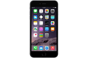 Apple iPhone 6 Plus A1524 64GB Grey  [Used Condition}