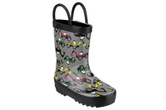 Cotswold Childrens Puddle Boot / Boys Boots (Digger) (30 EUR)