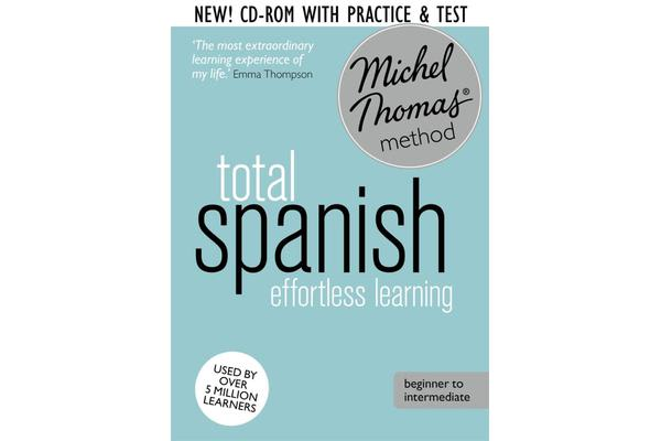Total Spanish Foundation Course - Learn Spanish with the Michel Thomas Method