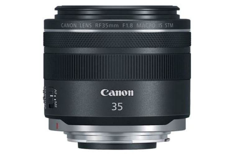 New Canon RF 35mm f/1.8 Macro IS STM Lens (FREE DELIVERY + 1 YEAR AU WARRANTY)
