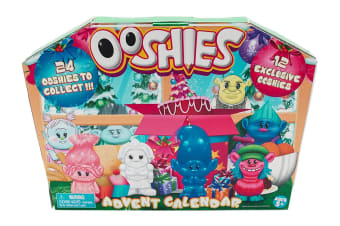 Ooshies Dreamworks Advent Calendar