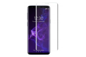 Generic Glass Screen Protector for Samsung Galaxy S9 - Transparent