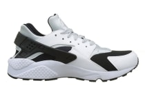 Nike Men's Air Huarache Running Shoe (White/Black)