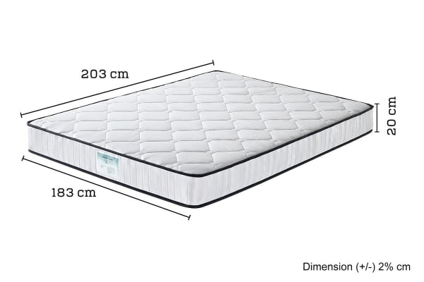 Feather Comfort Sleep System II Mattress (King)