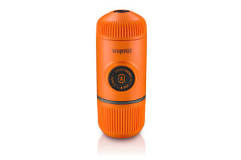 Wacaco Nanopresso Espresso Coffee Machine + Bag-orange