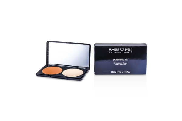 Make Up For Ever Sculpting Kit - #3 (Gold) (2 x 2.5g/0.17oz)