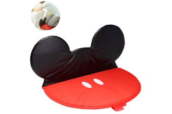 First Year Disney Mickey Mouse Bathing Kneeler Soft Mat Cushion/Kid/Toddler