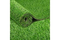 Artificial Grass 10 Square Metre Synthetic Artificial Turf Flooring 30mm Pile Height (Green)