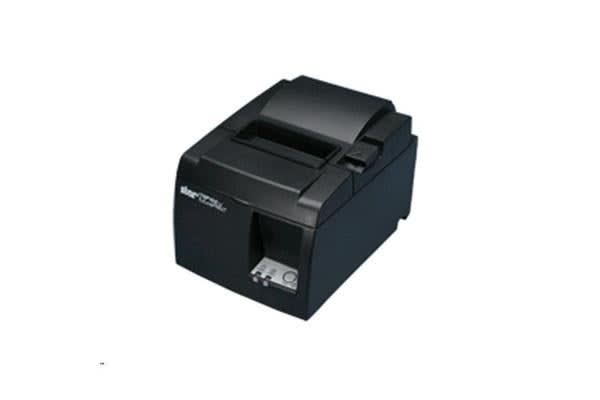 Star TSP143iiLAN USB Thermal Receipt Printer - Charcoal