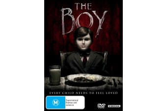 The Boy DVD Region 4