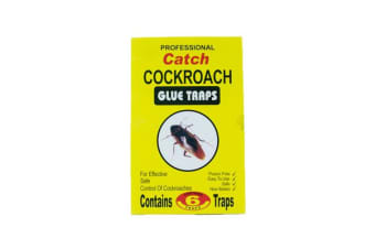 3 x Cockroach Traps 6pcs/Set