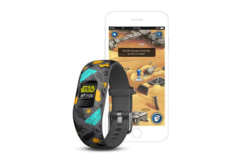 Garmin Vivofit Jr. 2 (Adjustable, The Resistance)